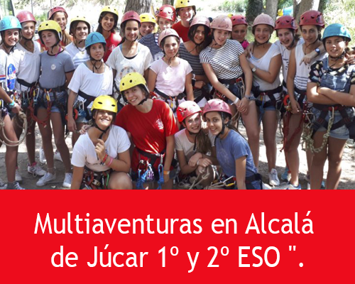 Camp multivaentura jucar